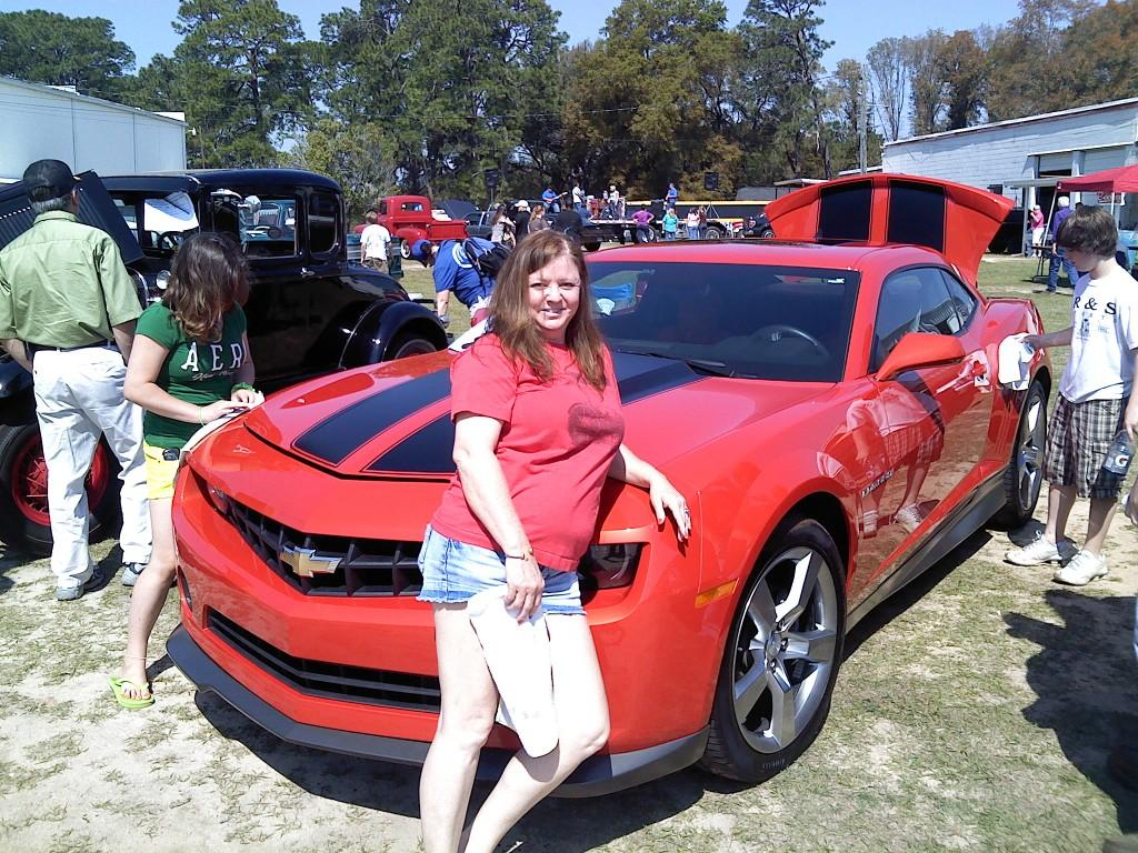 Went To A Car Show Today In Albany Ga ModernCamarocom Th - Where is the car show today