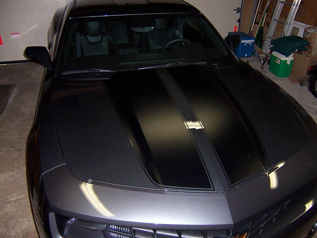 2010 Camaro Rs >> Cyber Gray with White/Black Stripe - ModernCamaro.com ...