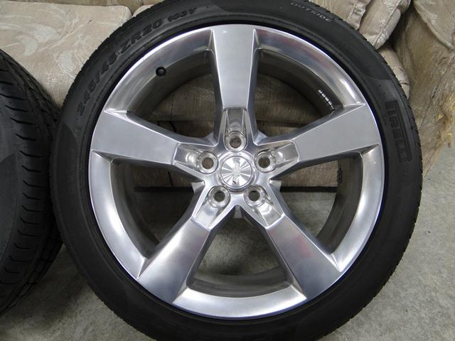 20in Polished RS Wheels w/P-Zero Tires - 0/obo-dsc02320_640-x-480.jpg
