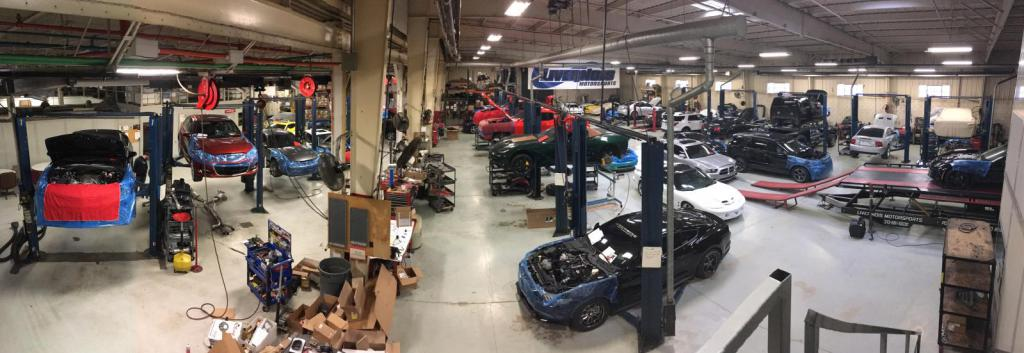 Livernois Motorsports cars in the shop!-panarama-1-phone-small.jpg