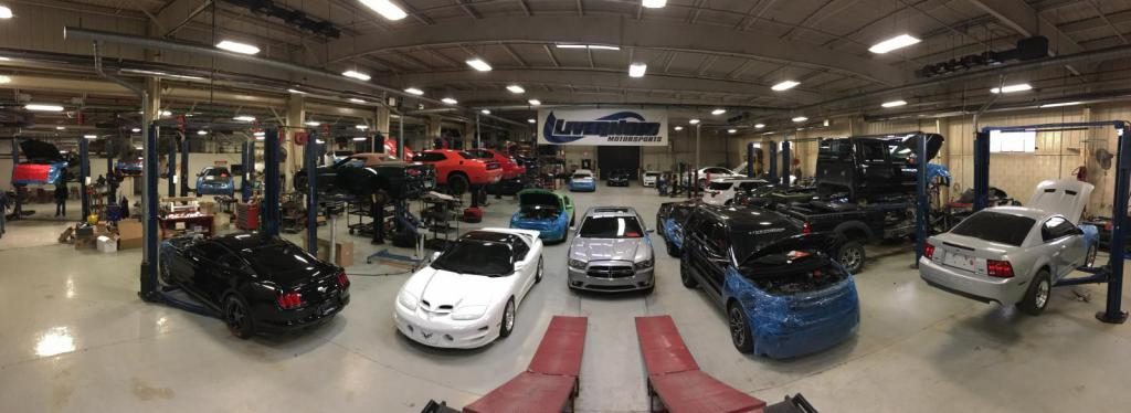 Livernois Motorsports cars in the shop!-panarama-2-phone-small.jpg
