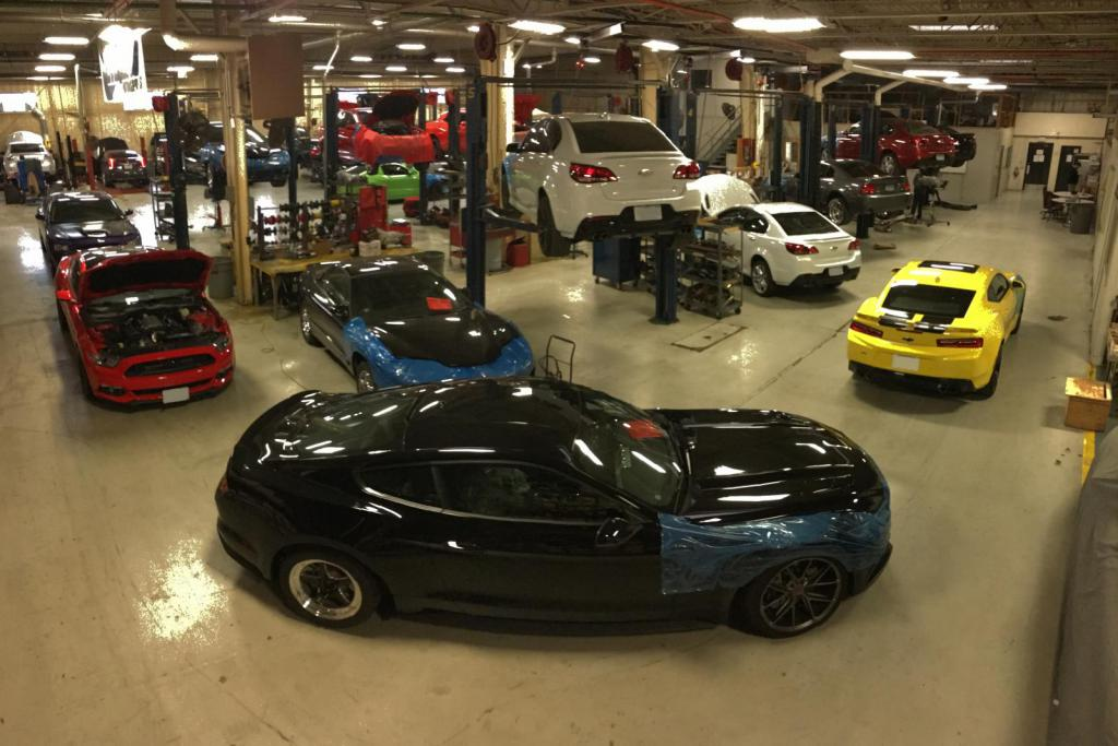 Livernois Motorsports cars in the shop!-panarama-3-phone-small.jpg