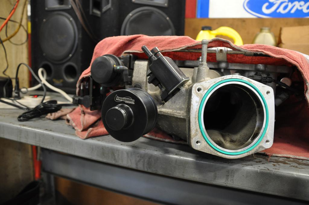 Livernois Motorsports 2013 ZL1 Build!-supercharger-pully-small-1.jpg