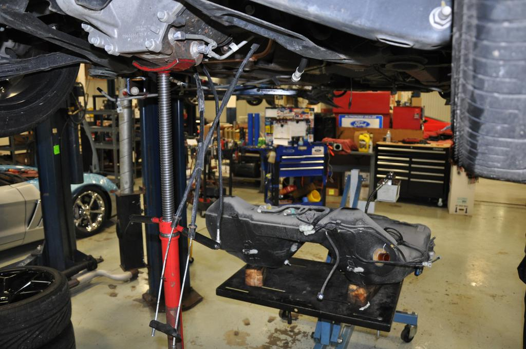 Livernois Motorsports 2013 ZL1 Build!-tank-removal-small-2.jpg