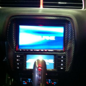 Alpine INA-W910 & KTX-CMO installed May 5, 2012