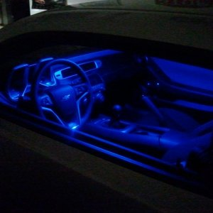 New Interior Light!