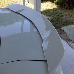 Havoc Spoiler (almost installed)